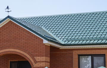 classic Scremerston metal roof design