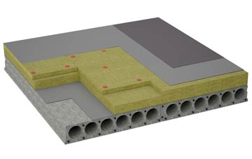 considerations of Scremerston flat roofing insulation