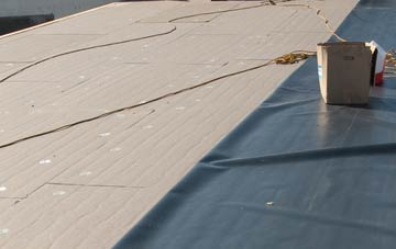 disadvantages of Scremerston flat roof insulation