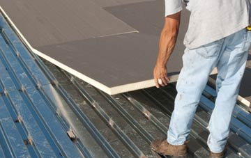 benefits of insulating Scremerston flat roofing