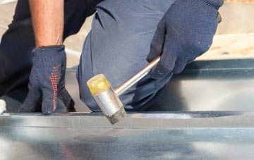 Scremerston metal flat roofing repairs