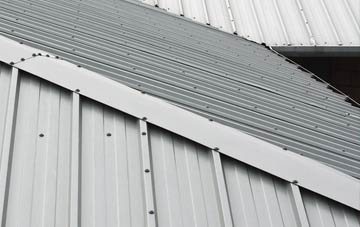 disadvantages of Scremerston metal roofing