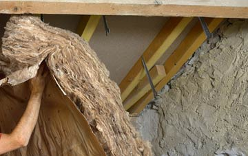 Scremerston pitched roof insulation costs