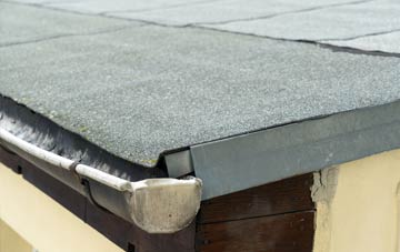 repair or replace Scremerston flat roofing?
