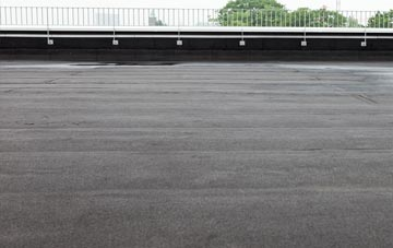 Scremerston asphalt roof replacement