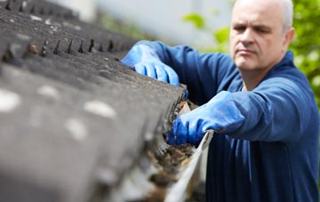 cleaning and inspecting Scremerston roofs