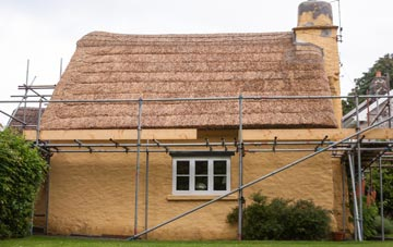 Scremerston thatch roofing costs