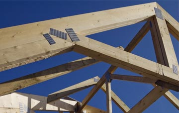 Scremerston roof trusses for new builds and additions