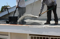 Scremerston flat roofing repair
