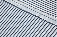 Scremerston metal roofing